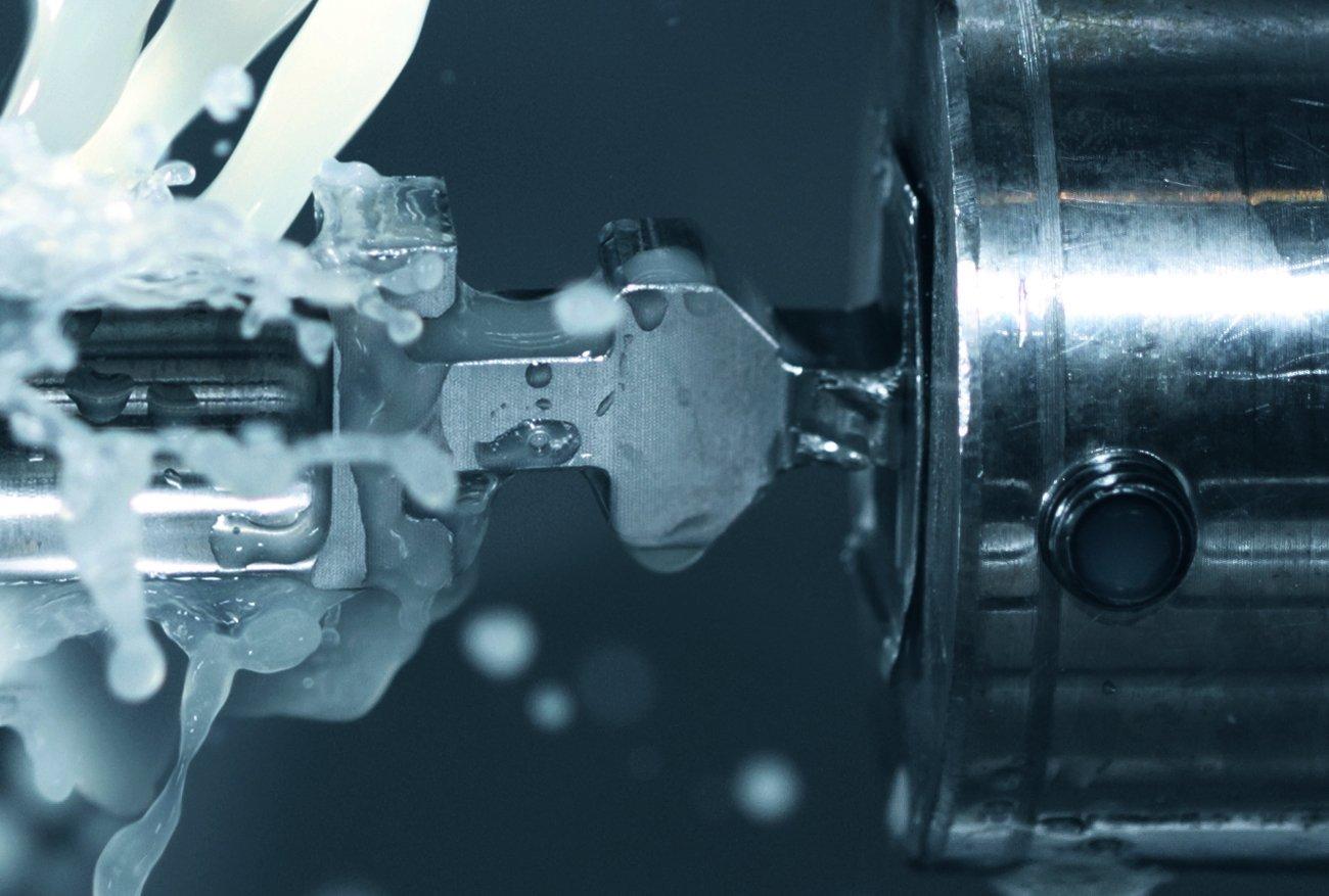 CNC machining a prototype