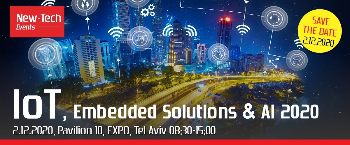 IoT, Embedded Solution & Microprocessors 2020