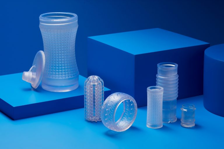 resin material in manufacturing