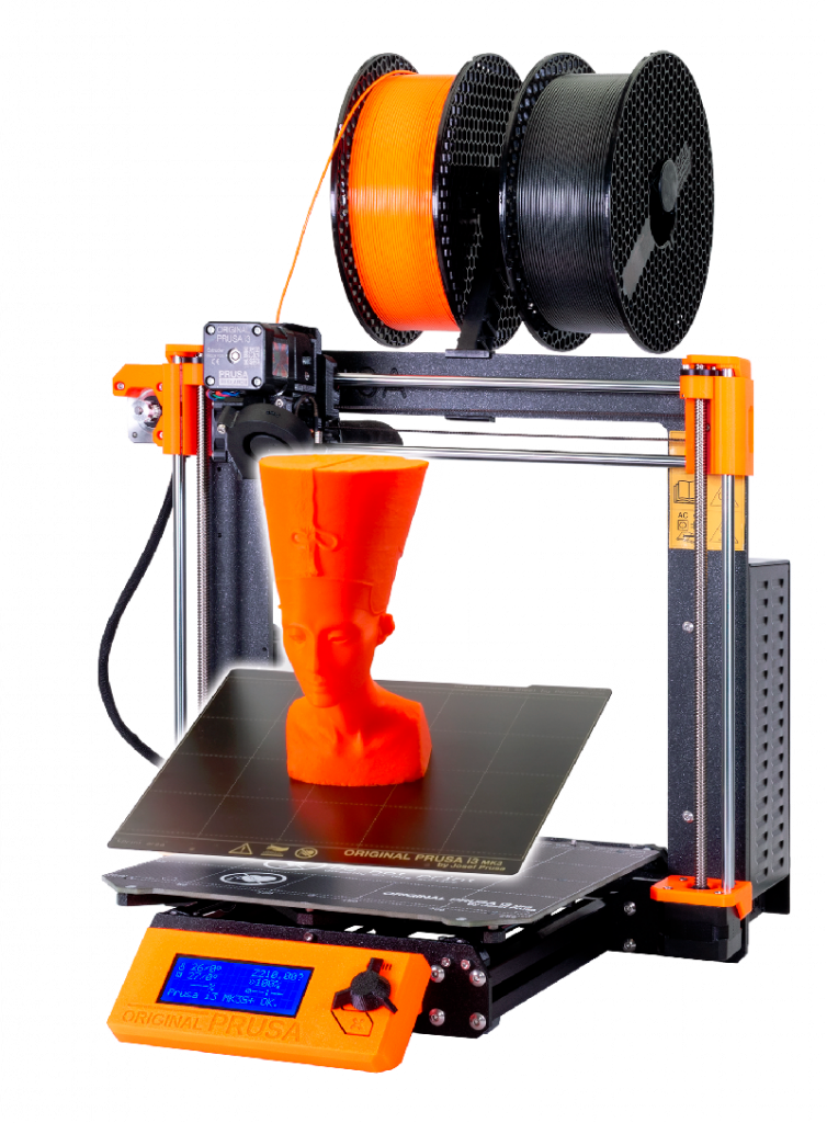 Prusa i3 MK3S+ Best 3D Printer