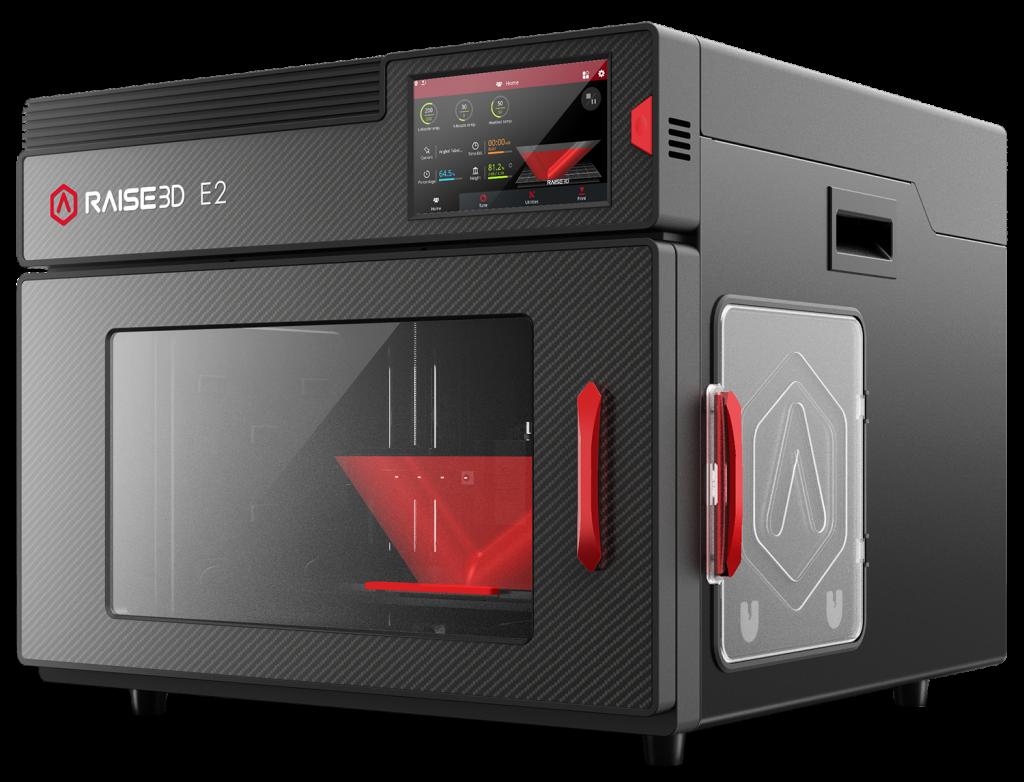 Raise3D E2 Best 3D Printer