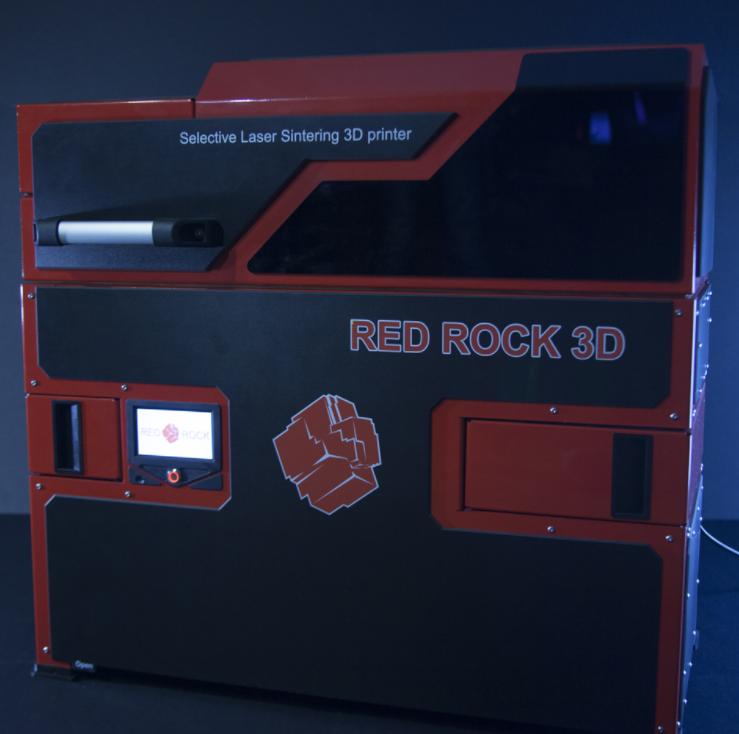 Red Rock 3D