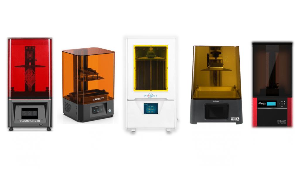 Best Resin 3D Printers List