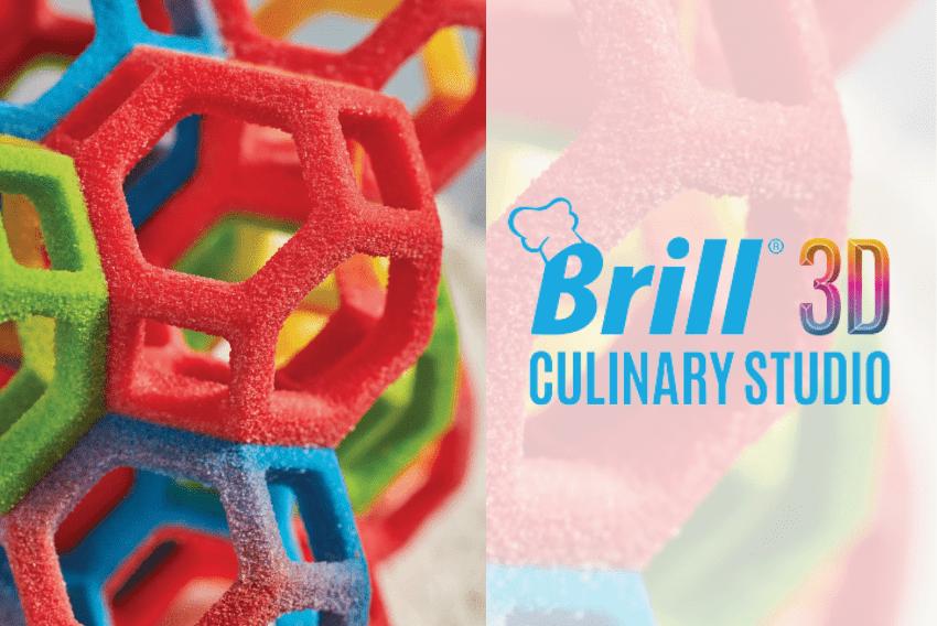 The Brill 3D Culinary Studio