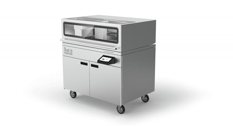 The Brill 3D Culinary Studio Food Printer