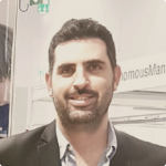 Asaf Hemo from ICL Group